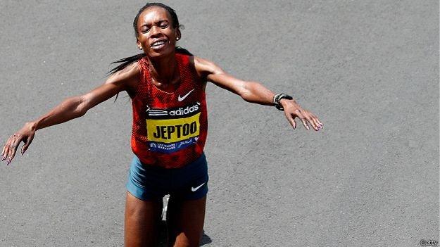 CAS лишил Риту Джепту победы в Бостонском марафоне 2014 года