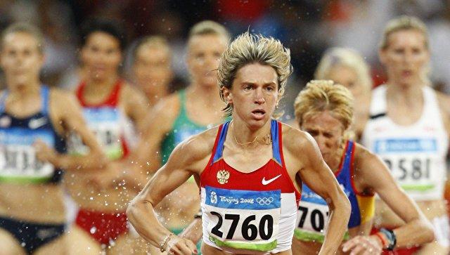 Россиянка Екатерина Волкова лишена бронзы ОИ-2008