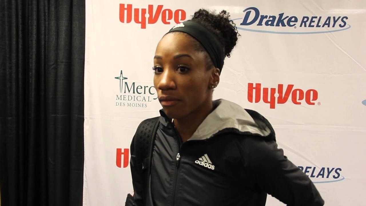 Кендра Харрисон хочет попробовать свои силы в беге на 400м с/б