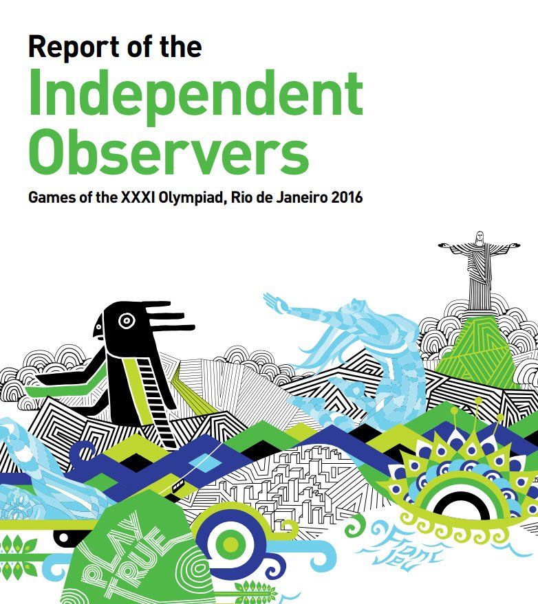 В Рио-2016 было выдано 52 терапевтических исключения