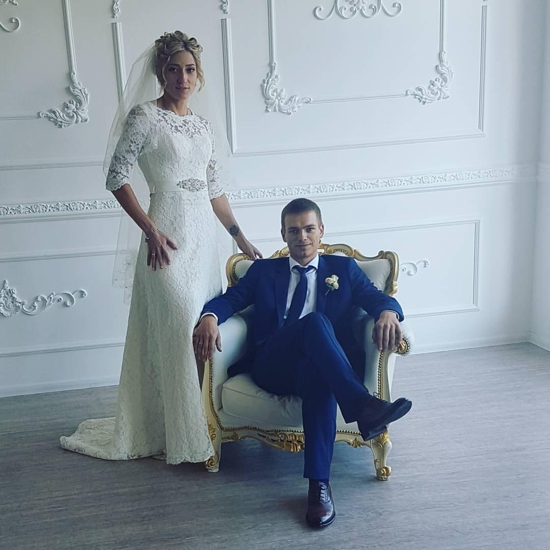 Мария Ремень вышла замуж!!!