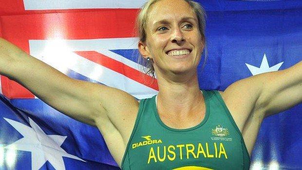 Рекордсменка Австралии в прыжке с шестом объявила о завершении карьеры