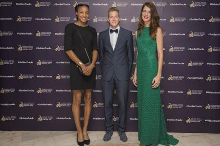 Мо Фара и Рут Бейтиа признаны спортсменами года по версии EAA +Видео