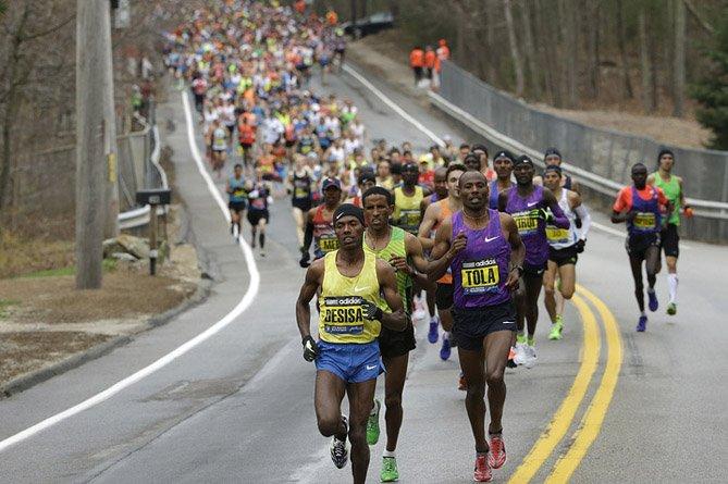 Кенийские марафонцы не смогли установить рекорд на Люблянском марафоне из-за ошибок полицейских