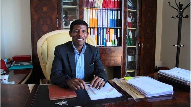 Хайле Гебреселассие стал главой федерации легкой атлетики Эфиопии