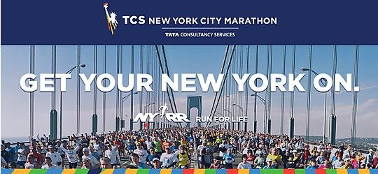 Видео New York City Marathon 2016