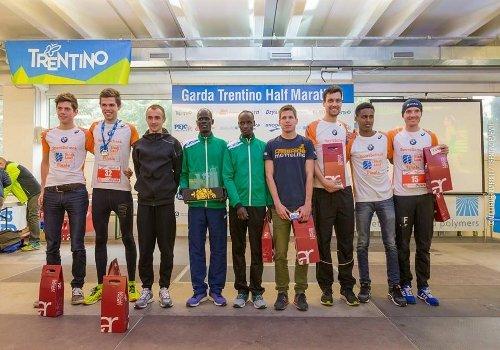 Украинский бегун занял второе место на полумарафоне в Италии