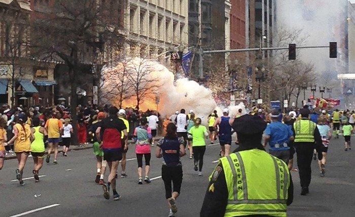 Трейлер фильма о трагедии на Бостонском марафоне