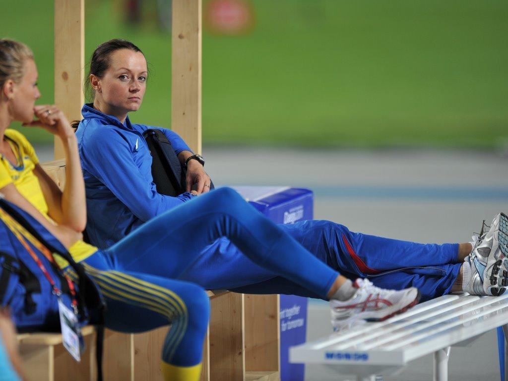 Елена Слесаренко лишена 4 места в Пекине-2008