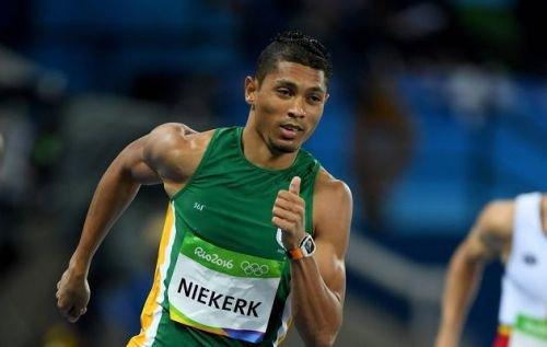 Вайде ван Никерк планирует выступать в беге на 100 и 200 метров в грядущем сезоне