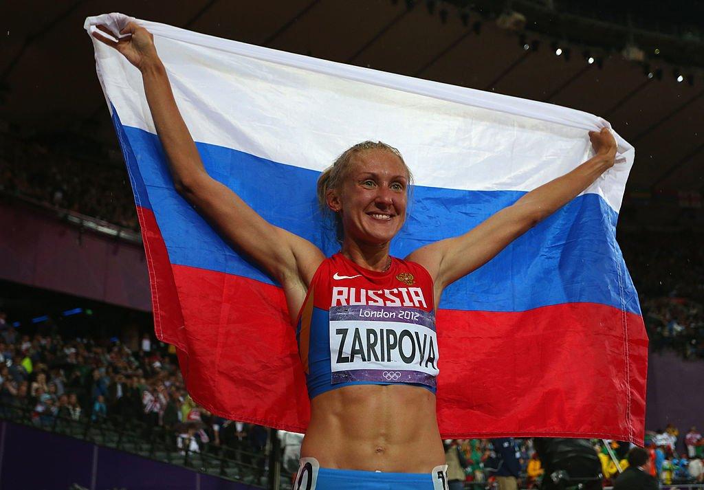 У России забрали золото и два серебра с Олимпийских игр в Лондоне