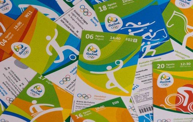 Организаторы Рио-2016 пытаются найти 13 тысяч человек, чтобы вернуть им компенсацию за билеты