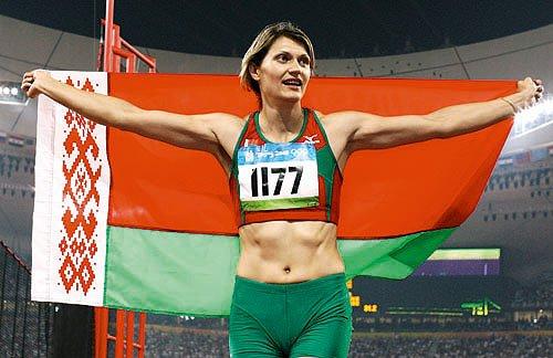 Оксана Менькова лишена золотой медали Олимпиады–2008