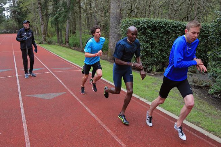 дистанции бега в олимпийских играх