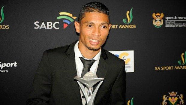 Вайде ван Никерк получил звание Спортивная звезда ЮАР