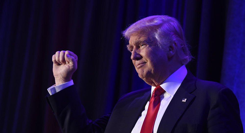 Дональд Трамп провел телефонный разговор с Томасом Бахом