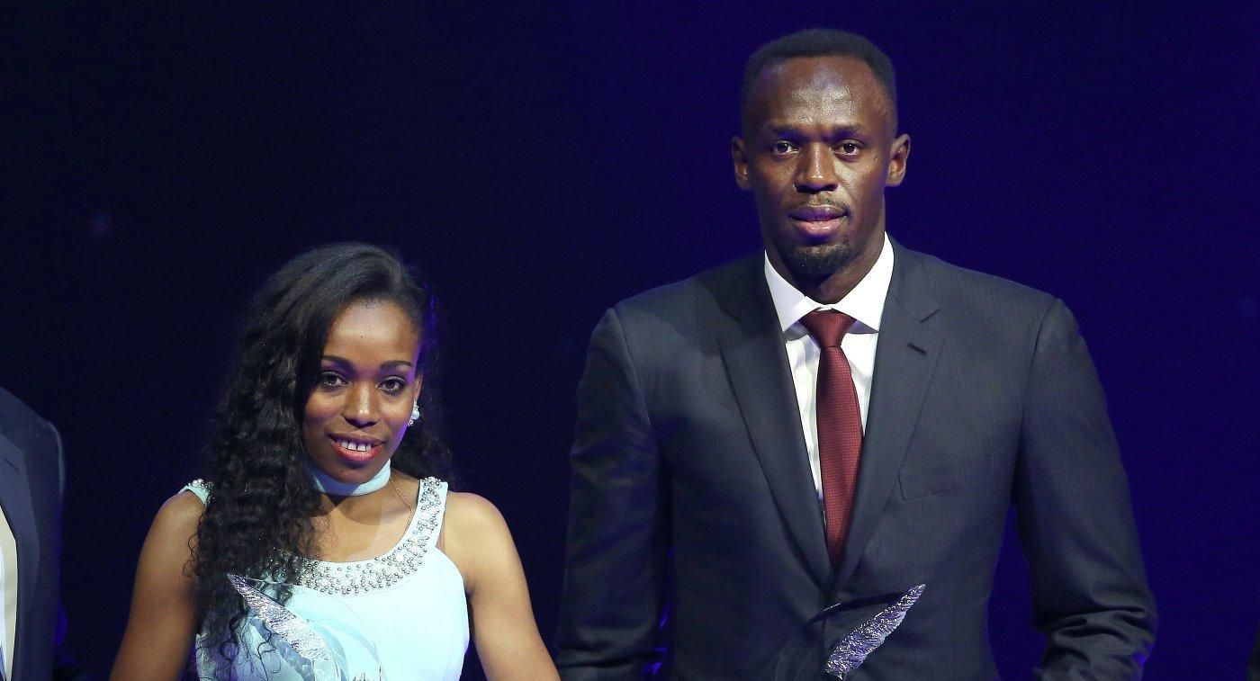 IAAF признала Усэйна Болта и Алмаз Аяну лучшими легкоатлетами 2016 года