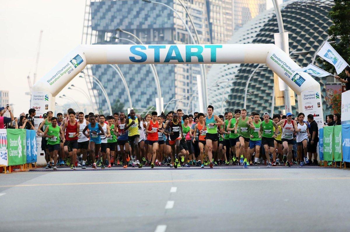 Singapore Marathon 2016