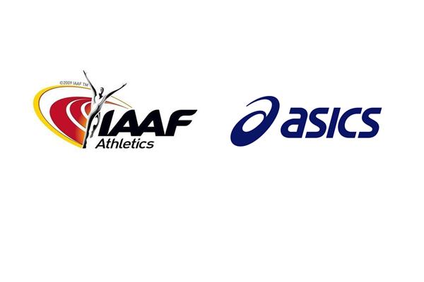 Asics стал официальным партнёром IAAF