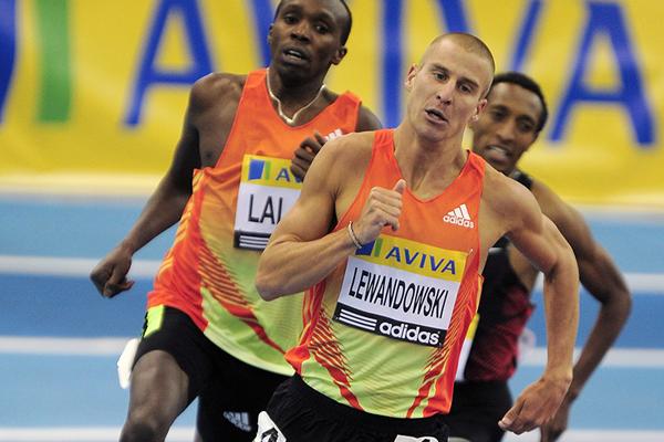 Трое ведущих польских 800-метровиков готовы к старту в Торуни