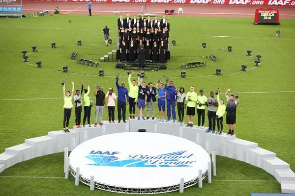 IAAF изменила формат «Бриллиантовой лиги»