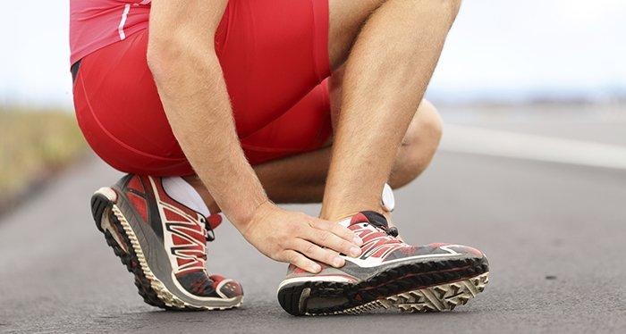 Мягкие стельки для обуви не смогут защитить вас от спортивных травм