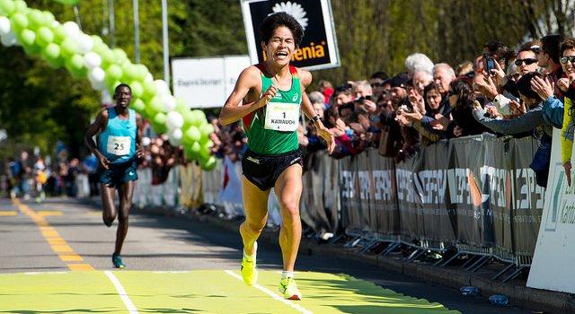 Как бегал в 2016 году Юки Каваучи?