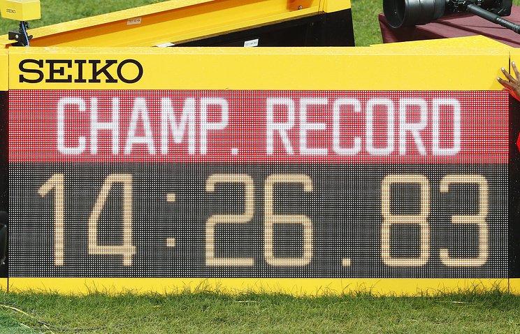 IAAF готова обсудить аннуляцию мировых рекордов в легкой атлетике