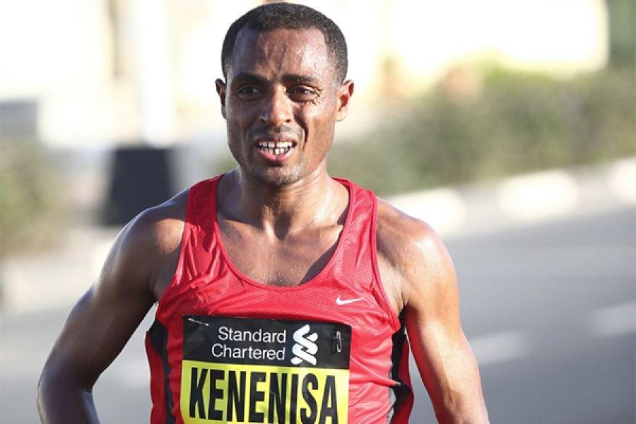 Кенениса Бекеле побежит марафон в Дубаи