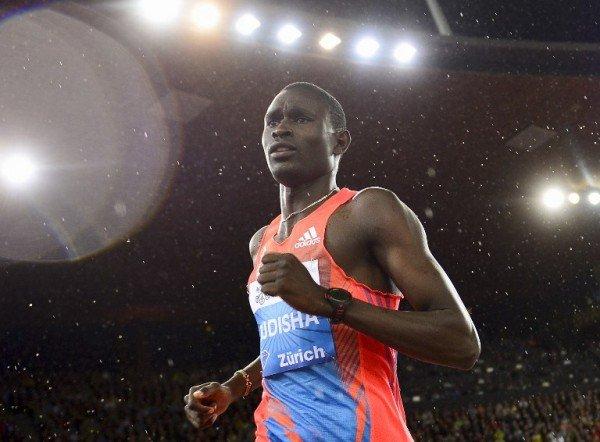 Основная цель Давида Рудиши – третье Олимпийское золото