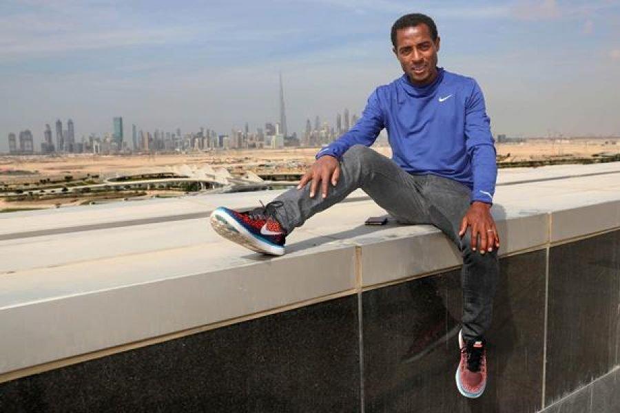 Кенениса Бекеле нацелен в Дубаи на мировой рекорд