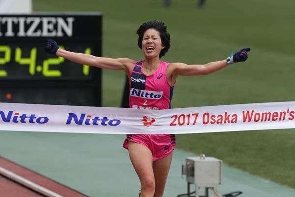 Результаты Osaka Women's Marathon