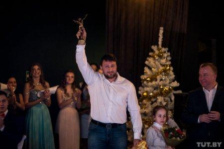 Иван Тихон и Ольга Мазуренок - названы лучшими легкоатлетами 2016 года в Беларуси
