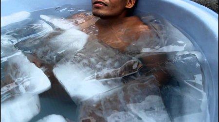 Помогают ли атлетам ледяные ванны?