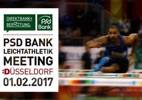 Этап IAAF World Indoor Tour в Дюссельдорфе: трансляция, расписание и рекорды