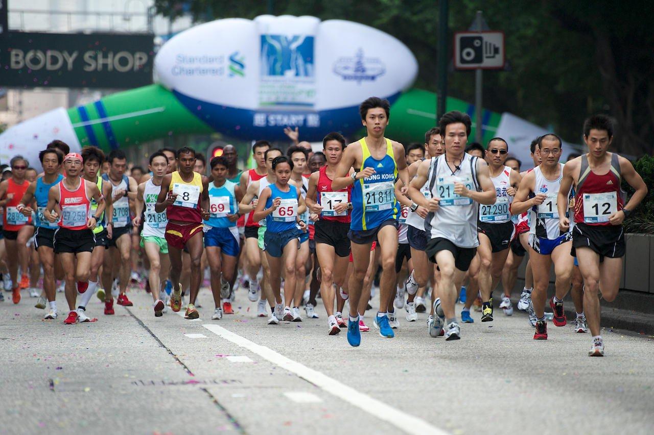 Результаты Standard Chartered Hong Kong Marathon
