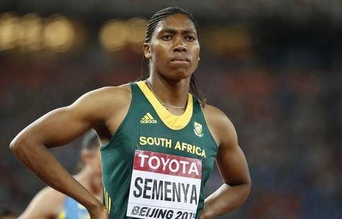 Кастер Семеня не будет рада получению золотой медали Олимпиады-2012