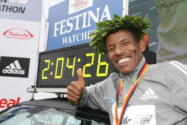 Что ел и пил Хайле Гебреселассие в день марафона, на котором установил мировой рекорд