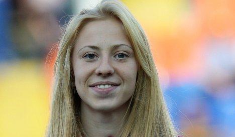 Кристина Сивкова  намерена открыть летний сезон этапом