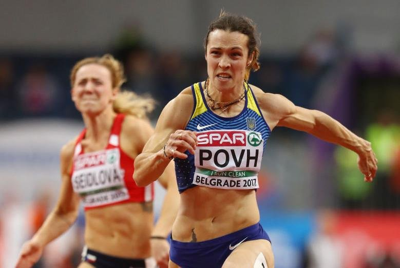 Олеся Повх прокомментировала свое выступление на чемпионате Европы в Белграде