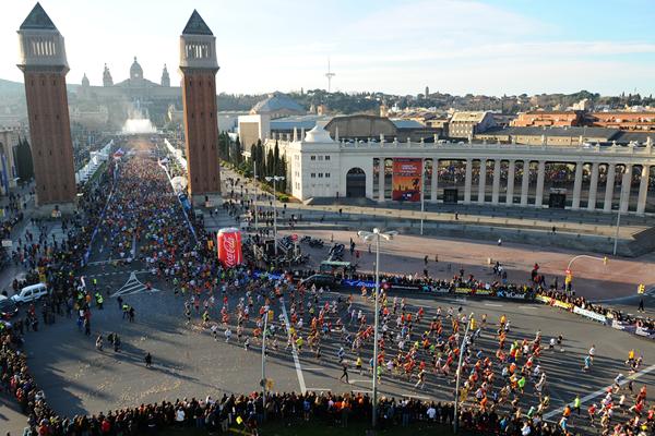 На марафоне Барселона-2017 украинец стал лучшим из не-кенийцев