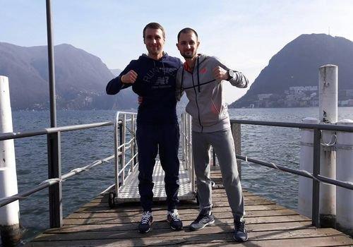 Двое украинцев - в десятке на соревнований по спортивной ходьбе в Лугано