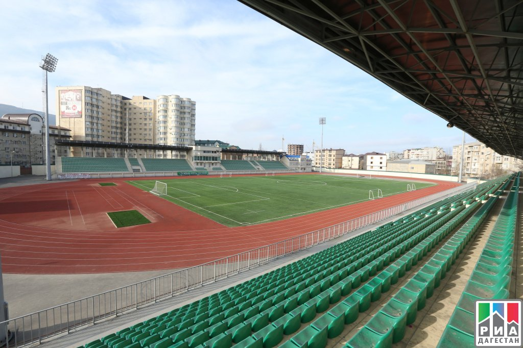 В Махачкале легкоатлетический стадион назовут именем Елены Исинбаевой
