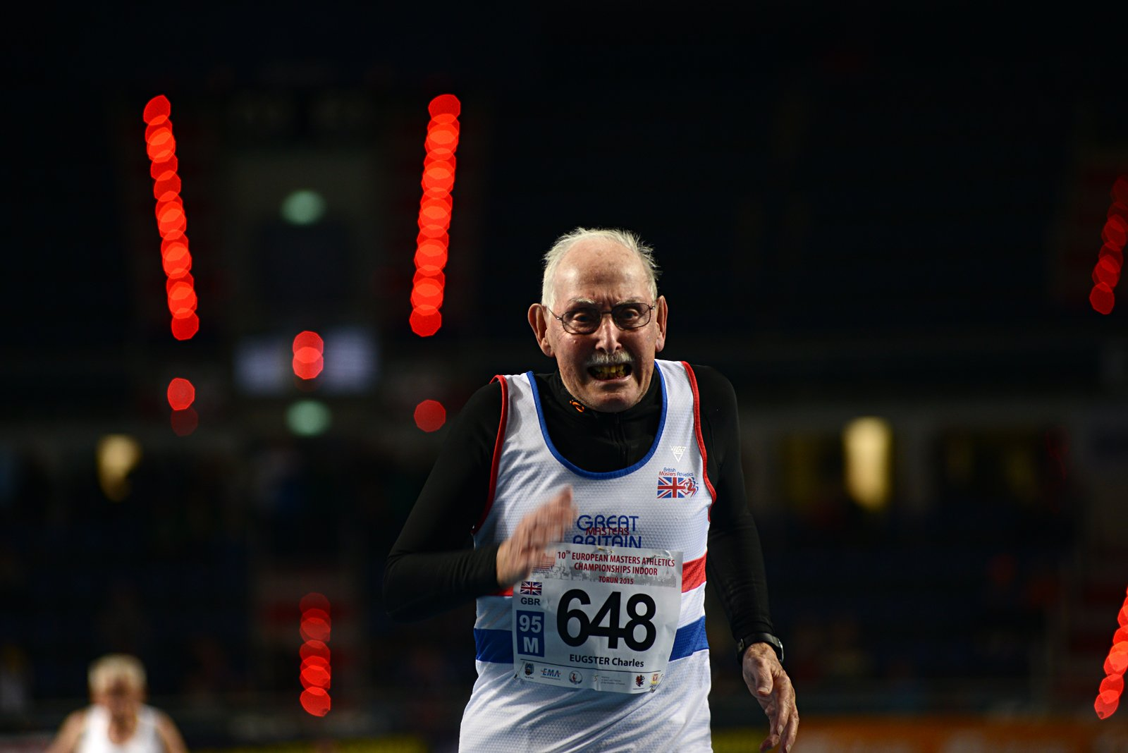 97-летний швейцарец взял два золота на Чемпионате мира по легкой атлетике