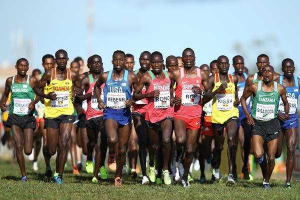 Видео Senior men race 2017 IAAF World Cross Country Championships