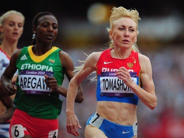 Татьяна Томашова может получить серебро Лондона-2012 после дисквалификаций двух турчанок