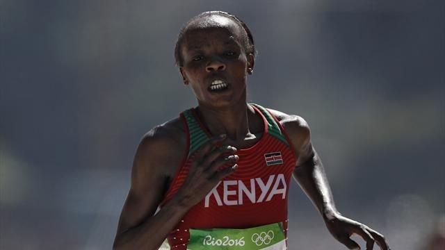 Чемпионка Олимпиады-2016 в марафоне провалила допинг-тест