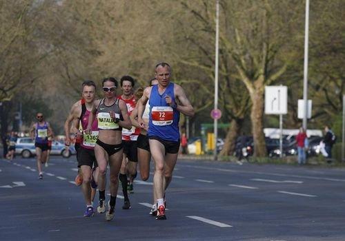 Украинка финишировала второй на марафоне серии IAAF Silver Label Road Races