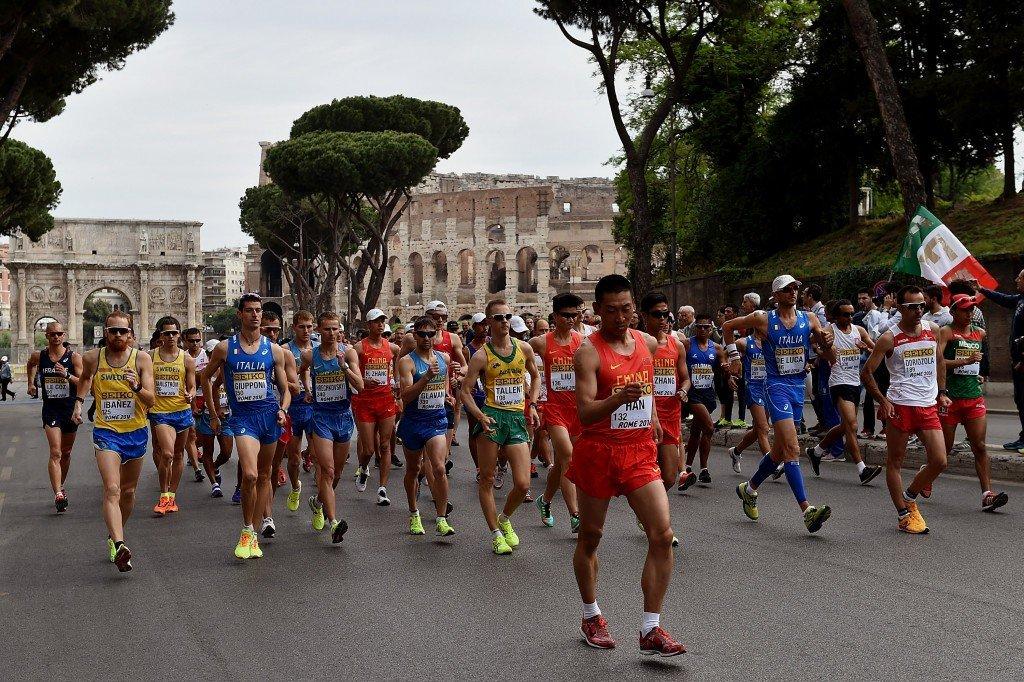 Смешанная эстафета по спортивной ходьбе может быть включена в программу ЧМ-2019 и Токио-2020