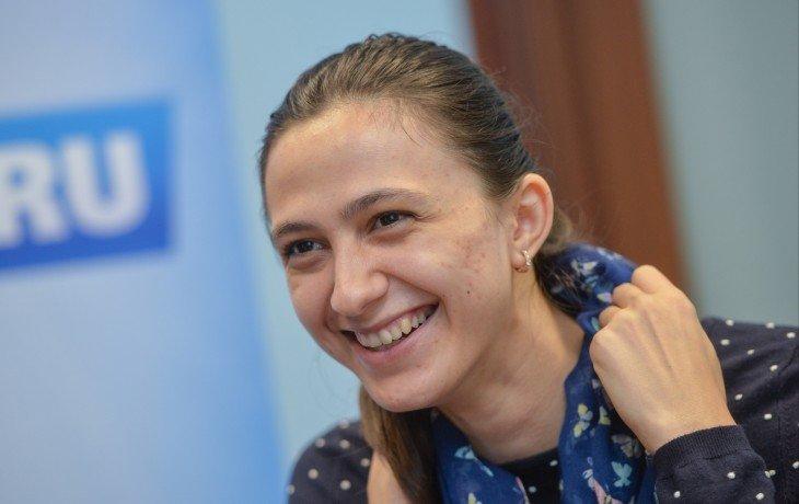 Мария Кучина рада вновь выступать с сильнейшими прыгуньями в мире, приоритет — ЧМ-2017